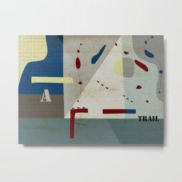 #75 Trail Metal Print