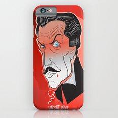 Vincent Price Slim Case iPhone 6s