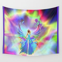 """""""Out of Nova - Uno"""" by surrealpete Wall Tapestry"""