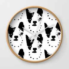 Frenchie! Wall Clock