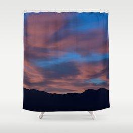 SW Rose Serenity Sunrise Shower Curtain