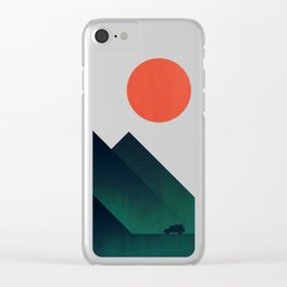 World to see Clear iPhone Case