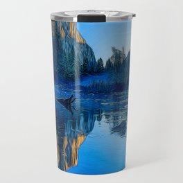 Bold Reflection Travel Mug