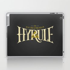 Hyrule Nation Laptop & iPad Skin