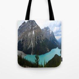 Peyto Lake Panorama Tote Bag