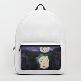 Moon goddess Backpack