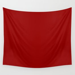 Red II Wall Tapestry