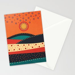 Textures/Abstract 141 Stationery Cards