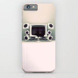 Liquid Crystal Display iPhone Case