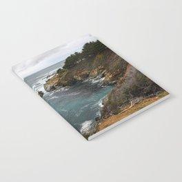 California Coastline Notebook