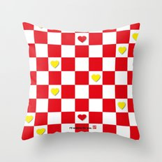 I'll waiting for you. Throw Pillow
