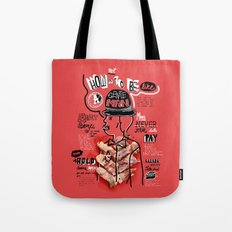 How (not) to be like a Gent Tote Bag