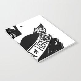 Queen of hearts, Custom gift design Notebook