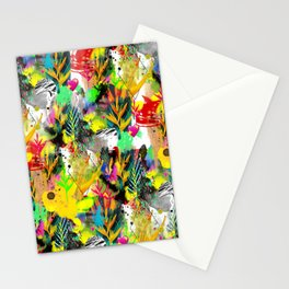 AltErEd tExtUrE Stationery Cards