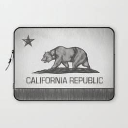 California Republic state flag Laptop Sleeve
