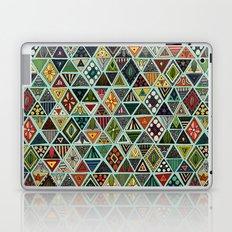 sun bear geo mint Laptop & iPad Skin