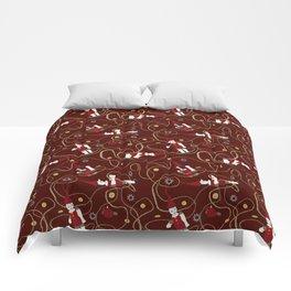Pinocchio Comforters