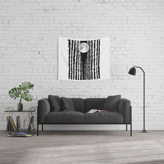 MoonLight Dream Wall Tapestry