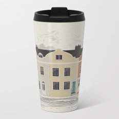 Lombard St. Portsmouth Metal Travel Mug