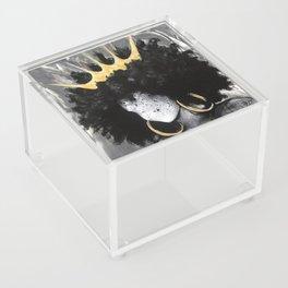 Naturally Queen III Acrylic Box