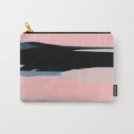 Soft Determination Peach Carry-All Pouch