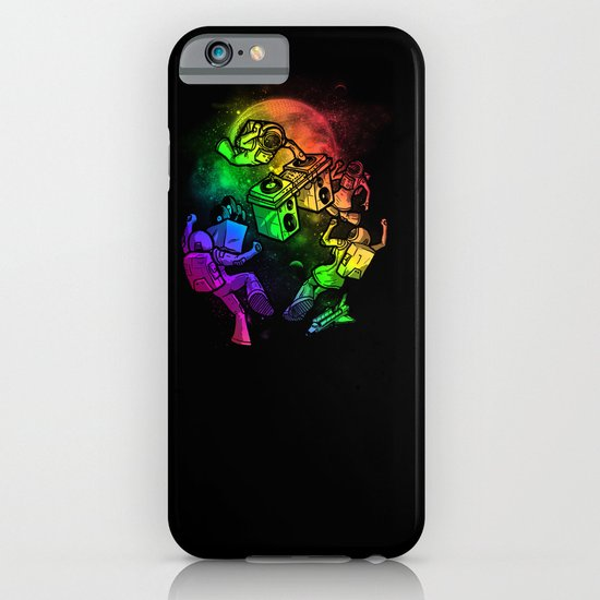 Space Disco iPhone & iPod Case