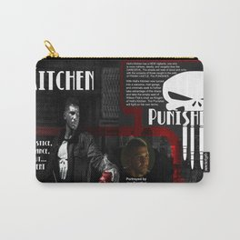 Punisher Noir Carry-All Pouch