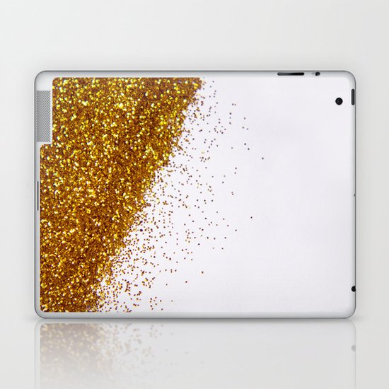 My Favorite Color II (NOT REAL GLITTER) Laptop & iPad Skin