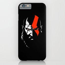 047 Kratos iPhone Case
