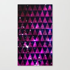 Through Space Canvas Print