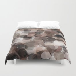 Coffee Bubbles #Society6 #Art #1 Duvet Cover