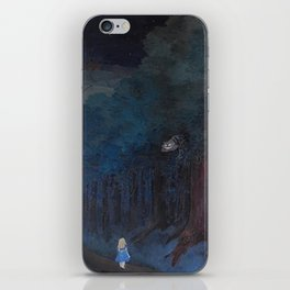 A Walk in Tulgey Wood iPhone Skin