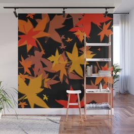 Fall Color Wall Mural