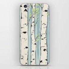 Birch iPhone Skin