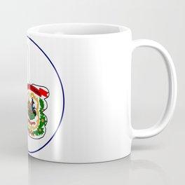 Thumbs Up West Virginia Coffee Mug