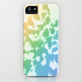 Rainbow Tie-Dye iPhone Case