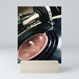 spin Mini Art Print