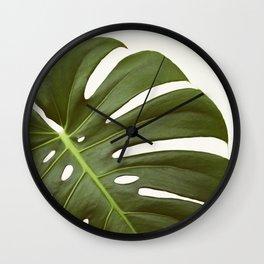 Verdure #6 Wall Clock