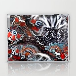 Mandalic Passion Laptop & iPad Skin