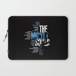 The Mighty Souls: Jazz Legends Laptop Sleeve