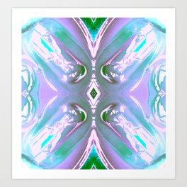 Phantasy world 2 Art Print