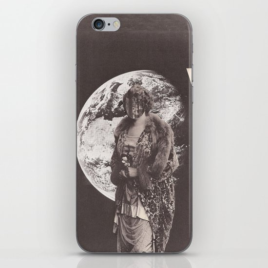 Visitor Queen (no. 2) iPhone & iPod Skin