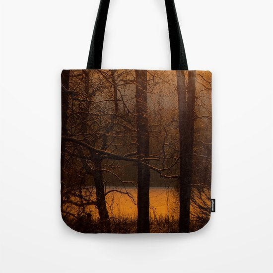 The sun has risen Tote Bag