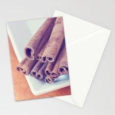 CINNAMON STICKS Stationery Cards