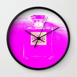 N5 Pop N8 Wall Clock