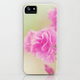 Flores dulces iPhone Case
