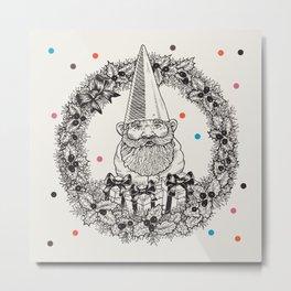 Christmas is coming! Metal Print
