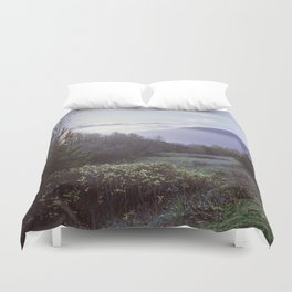 Break Of Dawn Duvet Cover