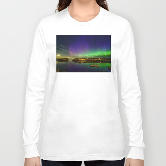 "Lanescove Aurora ""redo"" Long Sleeve T-shirt"