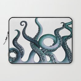 Kraken Teal Laptop Sleeve